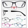 Último diseño de plástico señoras de lectura gafas (wrp606635)