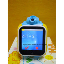 GPS Smart Watch para Kid & Elders Sos GPS Watch com tela de toque