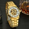 fashion sapphire crystal automatic man wrist watch