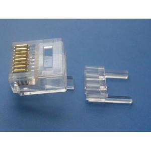Flat Cable Connector RJ45