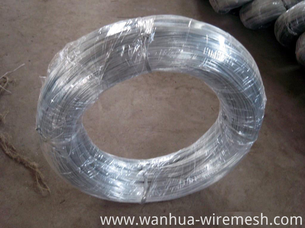 0.7MM diameter round shape Small coil tie wire (1)