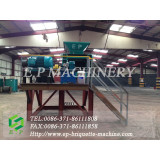 Coal/coke/charcoal powder briquette machine/bread shape briquette machine