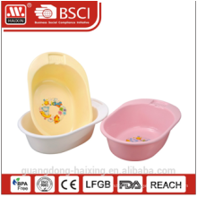 Hot sale plastic tubs for baby/ baby tub (31L)/baby tub