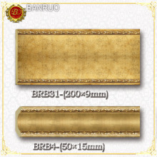 Plastic Cornice for Ceiling and Wall (BRB4-8, BRB31-8)