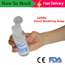 Wholesale Factory Care Handskilled 99.9% Germ Organic Waterless Gel Hospital Alcohol Portable Sanitizer Hand