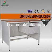 Luoyang cheap computer desk,metal frame computer desk,stainless steel office desk
