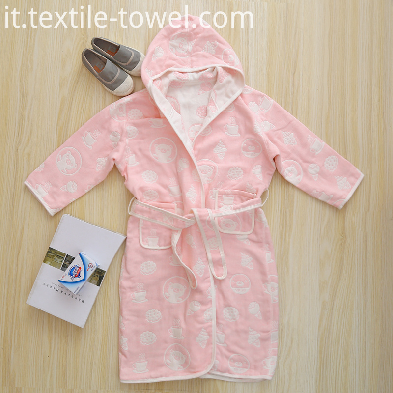 Robe Cotton Bathrobes