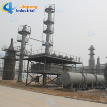 Continuous Waste Rubber Oil Process Machine
