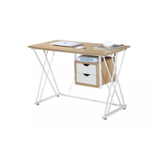 Minimalism idea computer/laptop desk