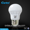 5w led energy saving bulb lights