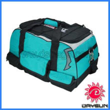Heavy duty water repellent polyester tool case