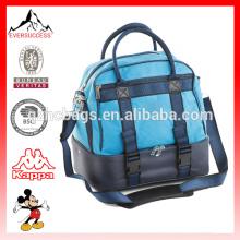 Bolso de club de gimnasio de moda con bolsa de cuencos de compartimento inferior (ES-Z380)