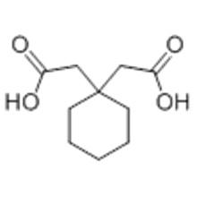 1,1-Cyclohexanediacetic acid  CAS 4355-11-7
