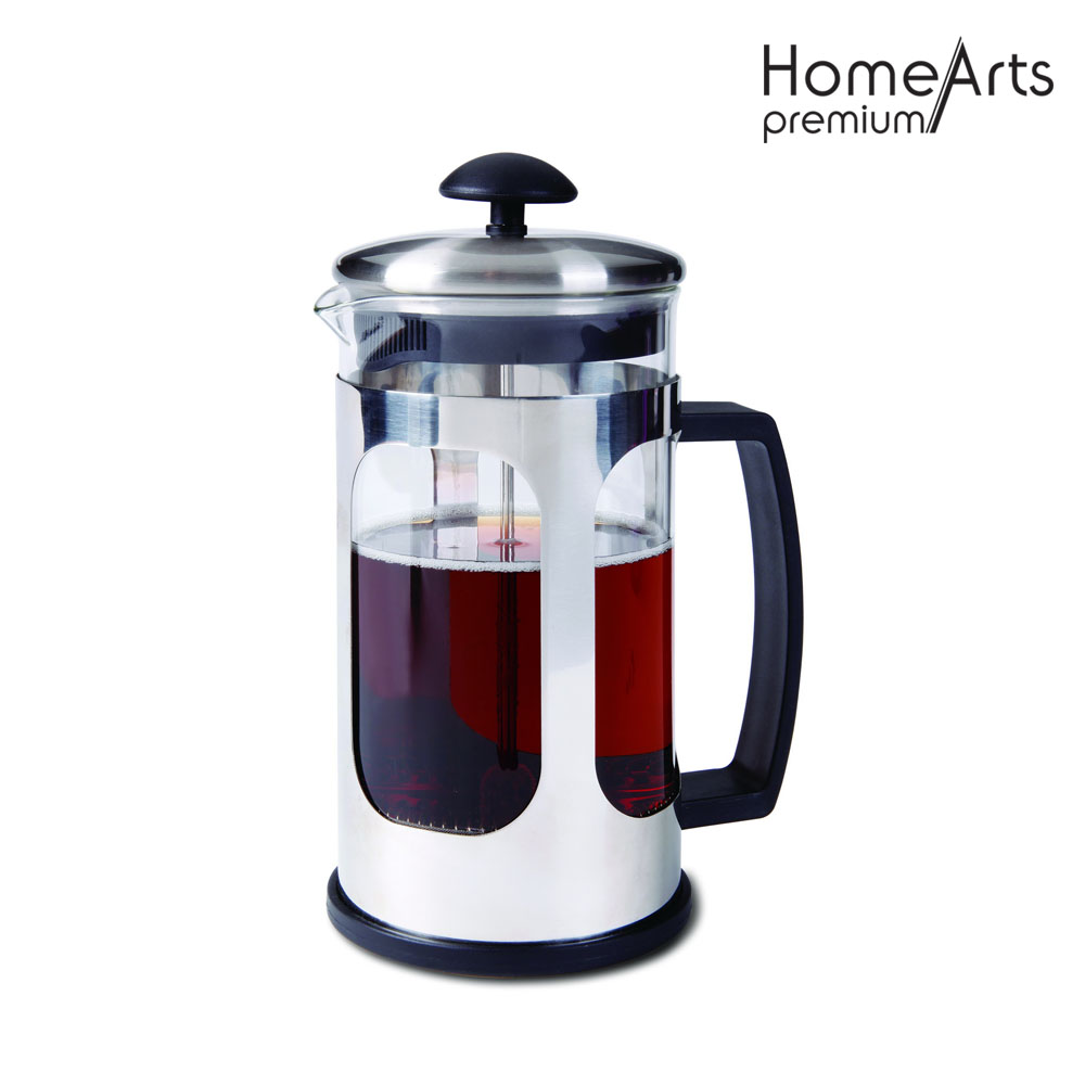 Glass Filter Coffee And Tea Press Pot