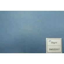 Tissu SMS (35GSM anti-statique)