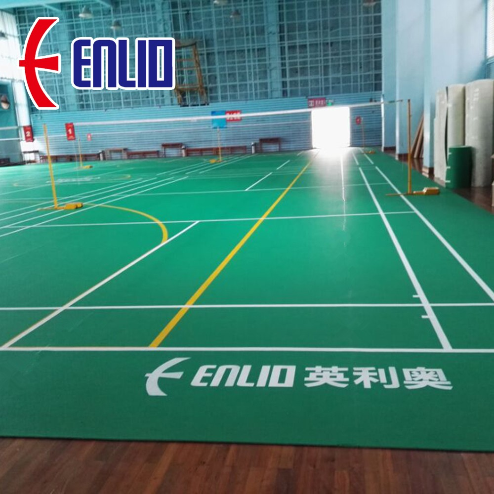 Badminton Floor
