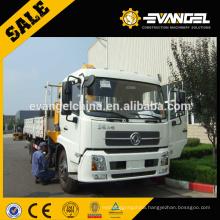 SINOTRUK HIAB truck mounted crane 6.3ton capacity