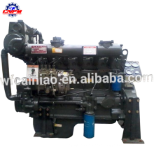 Moteur diesel refroidi à l'eau de moteur de 58kw utilisé dans les machines marines