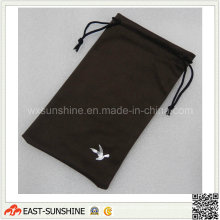 Brushed Cloth Microfiber Optical Pouch (DH-MC0440)