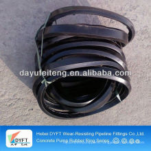 O rubber ring for clamp