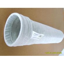 Sac de filtre de collecteur de poussière de feutre antistatique d'aiguille de vente chaude