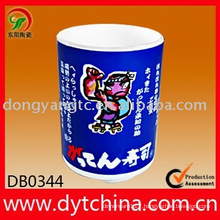 Factory direct wholesale china ceramic promotional cup