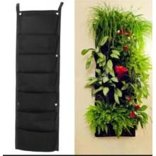 18 Pocket Interior Indoor Wall Hanging plantador sacos planta crescer sacos