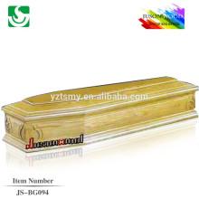 Lurch madeira estilo Itália, cinzelando o caixão