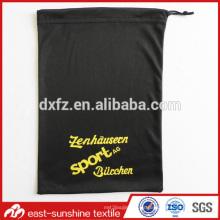 La insignia grande imprimió la bolsa de la lente; Bolsa para gafas; Bolsa de deporte
