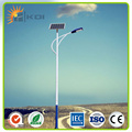 2017 good price of solar system street light