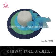 Damenmode Hutmuster Floppy Strohdame Hüte