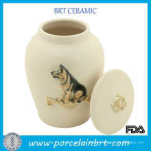 China Supplies Funeral Pet Cremation Urns