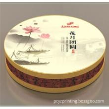 Hand Made Round Paper Box Printing in Shenzhen