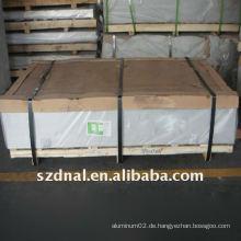 Aluminiumplatte / Blatt 1050/1060/1070/1100