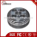 Pièces de dissipateur de chaleur en alliage d'aluminium OEM, fabrique de dissipateur de chaleur personnalisé