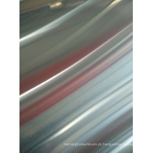 estoque de aleta de alumínio da cor azul clara usando no airconditioner