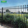 European Market Fencing Aluminum Frame Composite Board