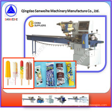 High Speed Servo Motor Driving Automatic Packing Machine (SWSF-450)