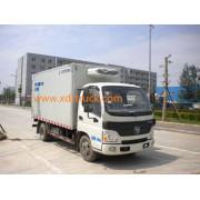 Foton Euro4 Economical Refrigerator Freezer Truck