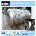 High Quality Low Price Chrome Mirror Metal Powder Coating for Water Storage Tank