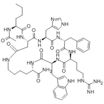 Melanotan II Acetate  CAS 121062-08-6
