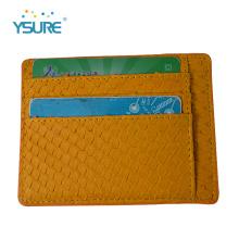 Ysure Newest Design Leather Wallet Credit Card Holder