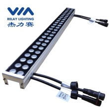 SMD led linear wall washer lighting