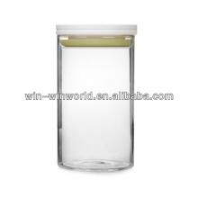 Bocaux en verre uniques et résistants à la chaleur