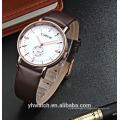 China Watch Factory Fashion Men Lady Stainless Steel Quartz Watch Carfenie brand