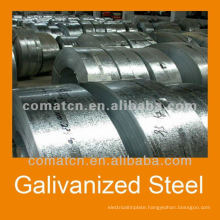 China Galvalume steel coil for building construction
