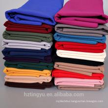 2017 Best Selling Top Quality Long Thick Solid Plain Bubble Chiffon Shawl Hijab Muslim Ladies