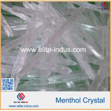 Cristal de mentol natural de alta pureza 100% CAS 89-78-1