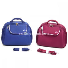 EVA Plain Color Beauty Case Set