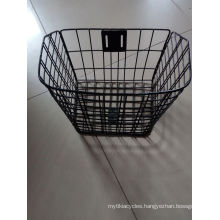 2014 Cheap Bicycle Basket for Kids _ Kids Bike Steel Basket